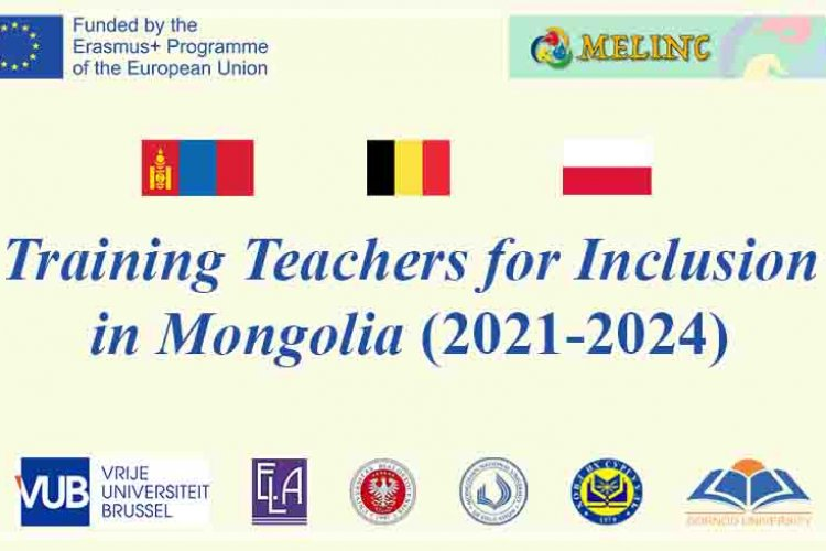 Training Teachers for Inclusion in Mongolia (2021-2024)
